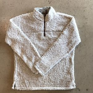 True Grit Frosty Tipped Pullover